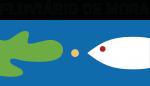 logo fluviário de Mora